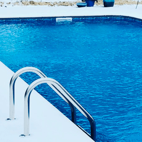 Above Ground Pool Winter Covers | Royal Swimming Pools