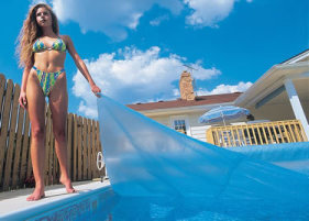 Pool Covers and Solar Blankets in the Summer | Swimming Pool Blog ...
