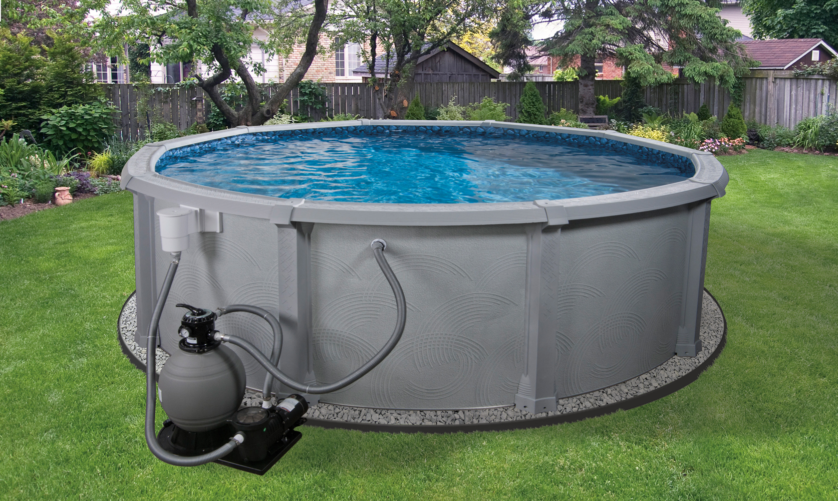 Matrix Above Ground Pool Kit