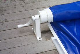 Automatic Swimming Pool Safety Covers
