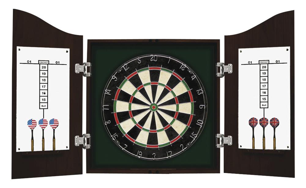tournament dart rules