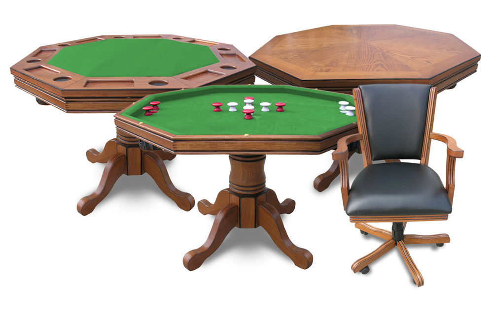 Multi game tables royal swimming pools for Swimming pool poker