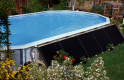 Above Ground Pool Solar Heaters