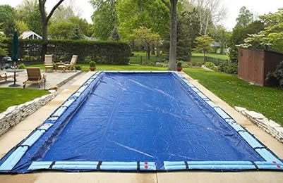 Inground and Above Ground Pool Covers and Accessories