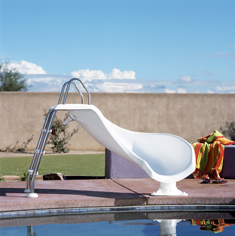 Zoomerang Inground Or Above Ground Pool Slide