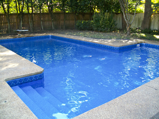 Swimming pool liners inground swimming pool liner for Pool liners