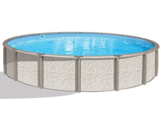 Azor Resin Frame Above Ground Pool Kits