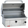 Bull Bison Charcoal Grill Head - Drop-In Unit