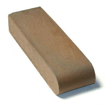 Brown Flashed Coping Brick