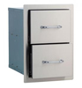 Bull Double Drawers