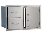 Grill Island Accessories (Cabinets, Drawers, Refrigerators, Sinks, Etc.)