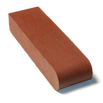 Burgundy Coping Brick