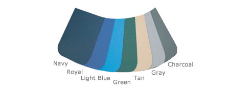 Cover Color Swatches
