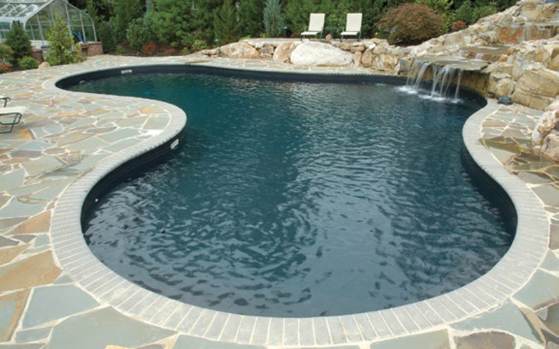 Exceptionnel Custom Inground Pools Are Our Specialty   So Let Us Make One Stand Out For  You.