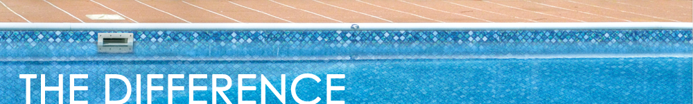 Let us Make a Difference for YOU - Custom Inground Pools are Our Specialty