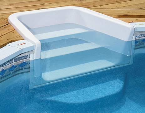 Doughboy Palm Shore 52 Quot Semi Inground Pool Kits