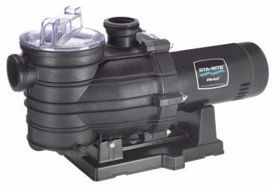 Replacement pool pump motors and seals for Sta rite pool pump motors