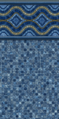 Renegade Blue Mosaic
