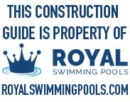Inground Pool Plumbing Installation : Pool construction information
