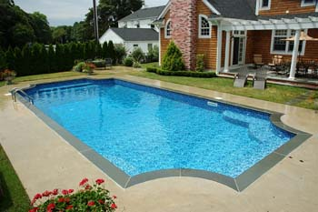 Gothic Inground Swimming Pool Kits