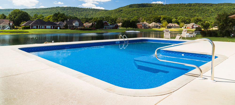 Beautiful Fully Customizable Inground Pool Kits