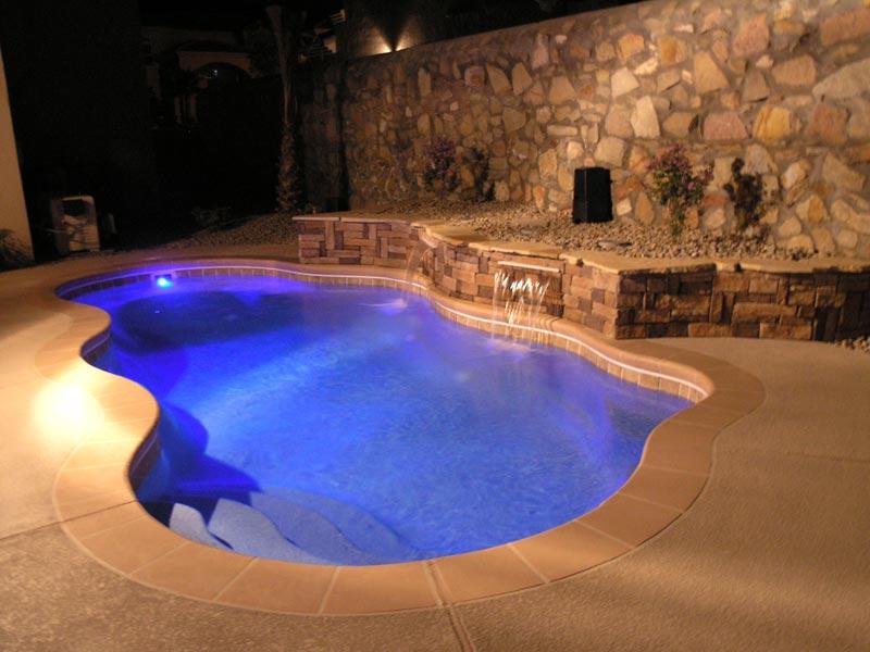 inground swimming pool lights. Black Bedroom Furniture Sets. Home Design Ideas