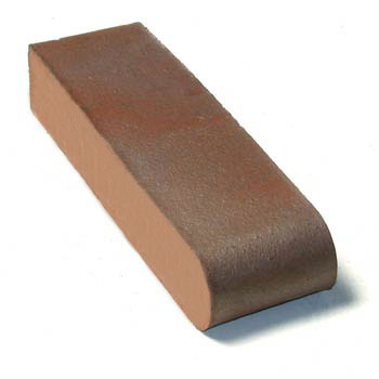 Medium Iron Spot Coping Brick