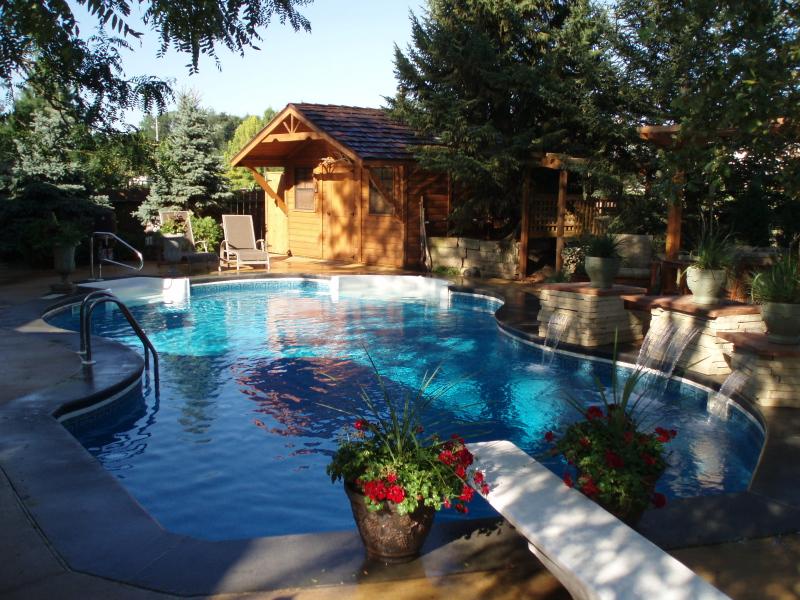 Swimming Pool Oasis : Oasis hydra inground swimming pool kit