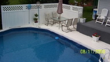 Install 21 Above Ground Pool Letitbitstl