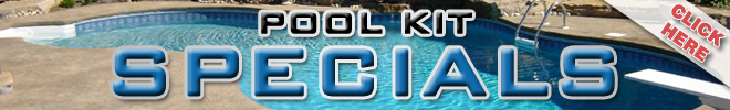 Inground Pool Kit Specials