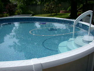 Above Ground Pool Installation And Construction Information