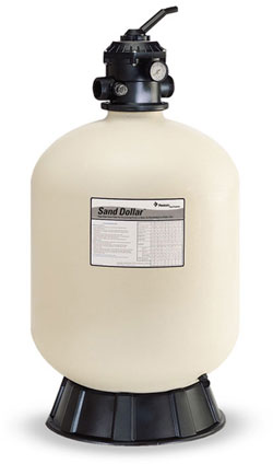 Pentair sand dollar sand filter - This gas helps keep swimming pools clean ...