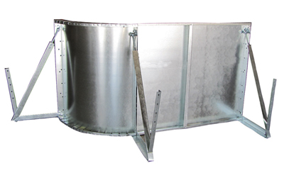 Steel Wall Inground Pool Kits