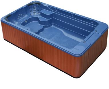 Photos Of Portable Swim Spa